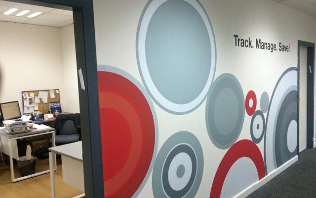 דפוס דיגיטלי לעיצוב משרדים
