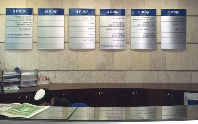 כל מה שרציתם לדעת של שלטים בחלל עבודה פתוח